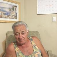 Боб, 73 роки, Рак, Сент-Пітерсбург