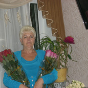Татьяна 66 лет (Лев) Николаев