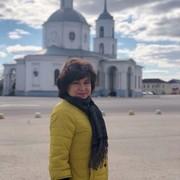 Светлана, 54, г.Остров
