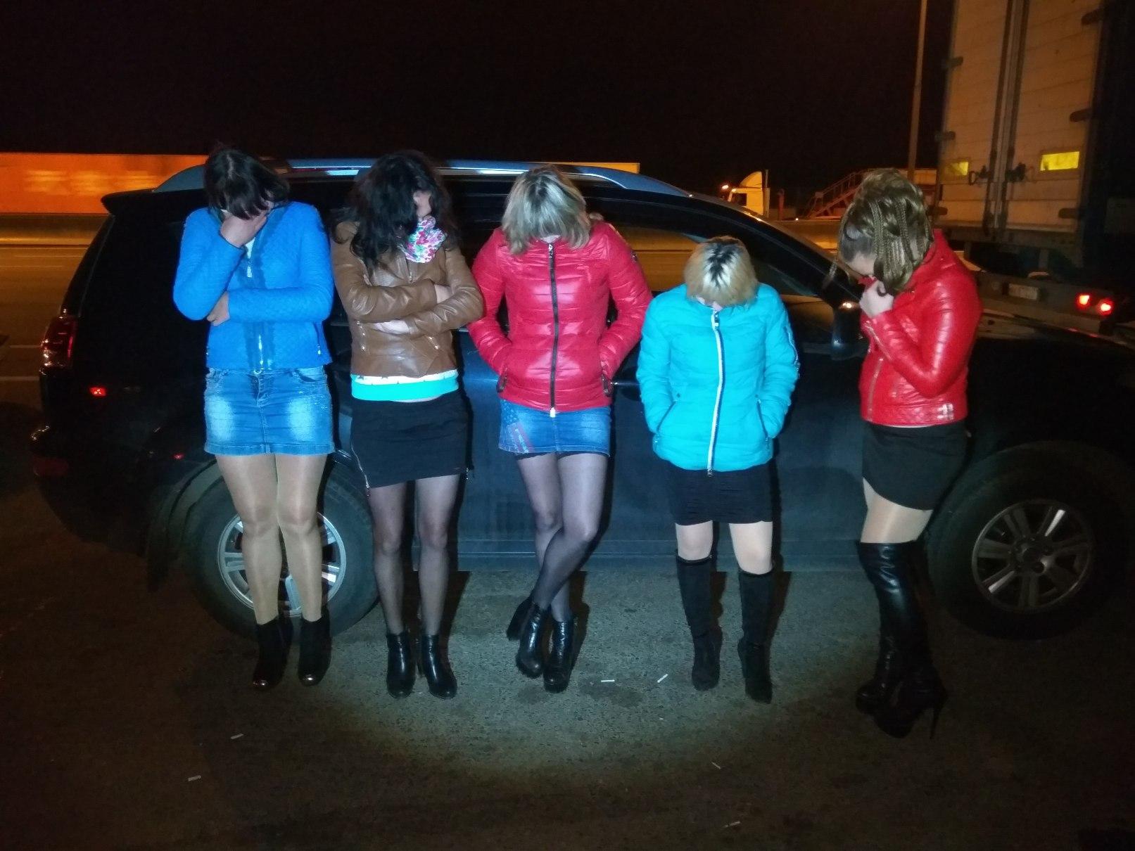 Проституток поймали проститутки г гай