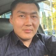 Досжан 31 год (Козерог) хочет познакомиться в Семипалатинске