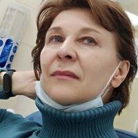 Татьяна, 59 лет, Рак, Санкт-Петербург