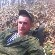 Ярослав Пащенков, 24, г.Арсеньев