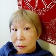 Лидия, 52, г.Билибино