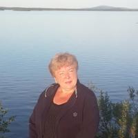 Людмила, 56 лет, Козерог, Мурманск