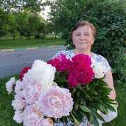 Марина, 58, г.Красногорск