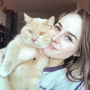 Karina 25 лет (Стрелец) Санкт-Петербург