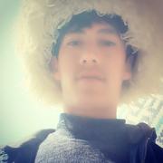 Shahzod Musurmonov, 22, г.Карши