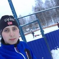 Максим Ермаков, 24 года, Телец, Визинга