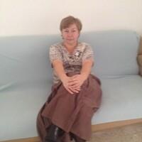 Анна, 53 года, Рак, Тель-Авив-Яффа