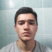 Abror, 16, г.Душанбе