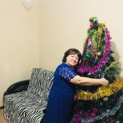 Любовь, 64, г.Ханты-Мансийск
