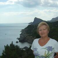 Людмила, 64 года, Скорпион, Симферополь