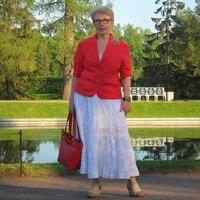 Светлана, 64 года, Дева, Санкт-Петербург
