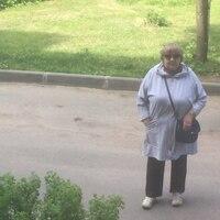Елена, 65 лет, Рак, Санкт-Петербург