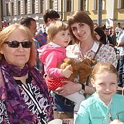 Катя 58 лет (Козерог) Ногинск