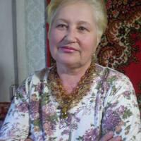 Анна, 68 лет, Лев, Киев