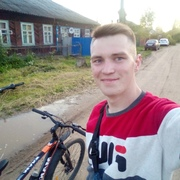Евгений, 22, г.Лихославль