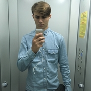 Юрий, 21, г.Междуреченск