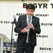 Илхан, 24, г.Ашхабад