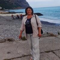 Любовь  Афанасьева, 61 год, Рак, Севастополь
