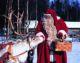 Волшебная зима в Финляндии