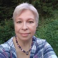 Нонна, 56 лет, Водолей, Санкт-Петербург