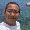 William Viggo, 58, Jakarta