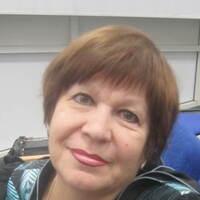 Валентина А, 68 лет, Телец, Самара