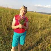 Татьяна 57 лет (Стрелец) хочет познакомиться в Чусовом