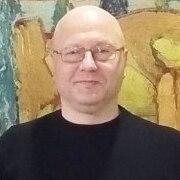 НЕ ЖЕНАТ МОСКВИЧ, 45 лет, Скорпион