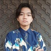 Kento Nanami, 21, г.Джакарта