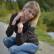 Лена, 36, г.Сегежа