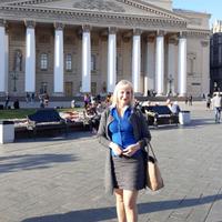 Любовь, 43 года, Козерог, Новосибирск