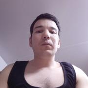 Жасур, 29, г.Чара