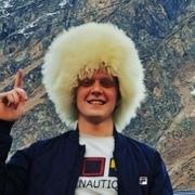 Даниил, 21, г.Октябрьский