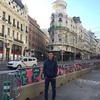 Santiago, 19, г.Богота