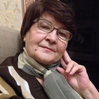 Ганна, 72 года, Весы, Кемерово