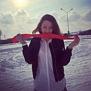 Татьяна, 18, г.Зеленогорск (Красноярский край)