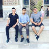 Jamshid, 21, г.Ташкент