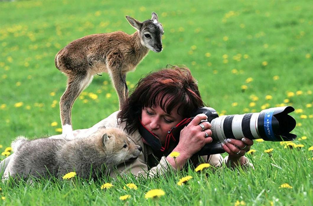 оказалось, фотографы и интересные факты о них ней