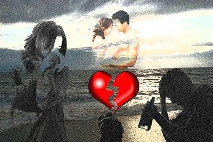 Открытка с прощанием с любимым человеком