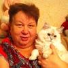 Валентина, 68, г.Новомосковск