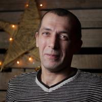 владимир, 46 лет, Лев, Смела