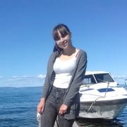 Ксения, 20, г.Байкальск