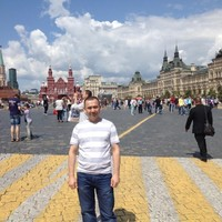 fahriddin, 46 лет, Стрелец, Москва